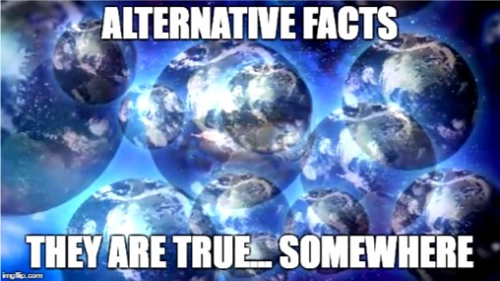 3 alternative facts