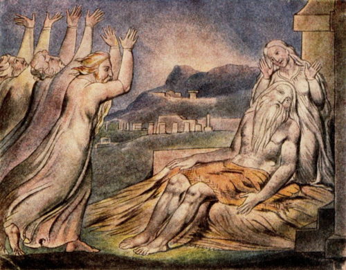 Job, William Blake