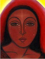 Mary magdalene of the tears