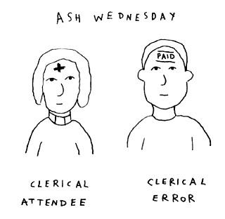 4 ash wednesday