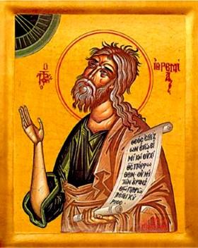Jeremiah icon